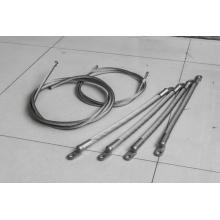 316 stainless steel wire rope 1x7 2.0mm
