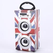 Multimedia woofer speaker stand