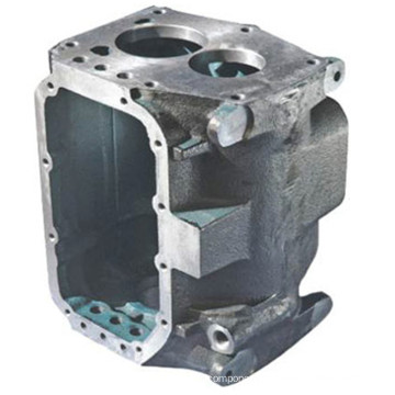 Customized Sand Casting Transmission Housing for Conveyor