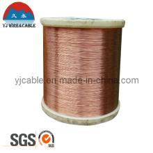 SGS Медная плакированная стальная проволока CCS Wire 18AWG 20AWG 22AWG 24wag 26AWG