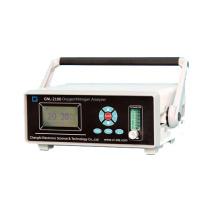 Analyseur portable de gaz nitrogène / oxygène