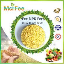 100% Water Soluble Fertilizer NPK 19-4-19+Te