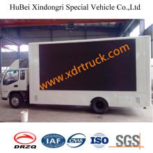 11.5cbm JAC nouveau camion de publicité de conception