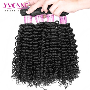 Grade 7A Unprocessed Brazilian Virgin Human Hair