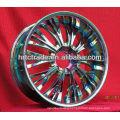 4*4 suv mag via car alloy wheel for wholesale