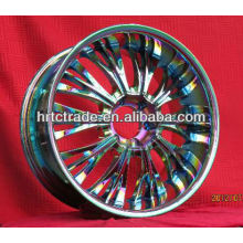 4*4 suv mag via car alloy wheel for wholesale