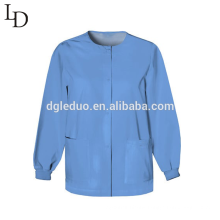 Wholesale plain Plus size outdoor women's workwear jacket