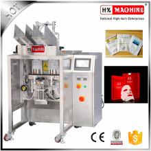 100% Baumwolle Gesichtsmaske Papier Gesichtsmaske Füllstoff und Sealer Maschine