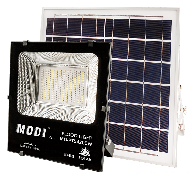 solar sensor flood lights