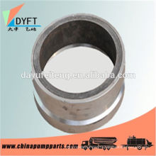 concrete mixer truck spare parts 4mm flanged bushing