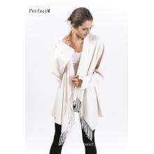 Perfectm-100% Cashmere Jacke mit Gürtel