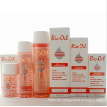 60ml 125ml 200ml bio oil bio lotion OEM private brand skin treatment oil skincare oil scars treatment oil stretch treatment oil