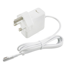 45W Apple Magsafe 1 L Tip UK plug