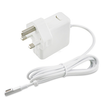 85W Apple Magsafe 1 L Tip UKプラグ