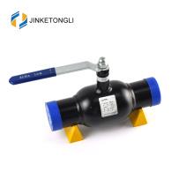 Fabricación de China JKTL acero al carbono forjado válvula de bola de ajuste