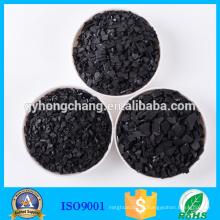 Carvão vegetal de Shell de coco alto da absorção para o filtro de água