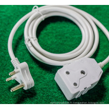 Afrique du Sud Power SOCKETS Janice Coupler