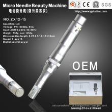 Dermapen para agulhas de microagulha elétrica automática (ZX12-15)
