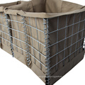 Easy Installation Galfan Wire MIL 12 hesco barrier