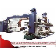 Multi Color digital printing machine for Roll Paper / Plast