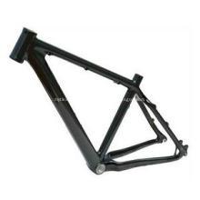 Cadre et fourche de route de bicyclette d'engrenage fixe en acier