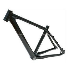 Quadro de estrada de bicicleta fixa aço engrenagem e garfo
