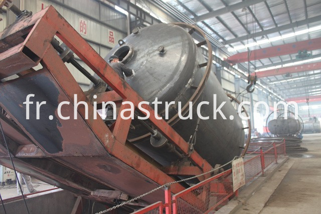 Pe Lining Steel Chemical Tanker