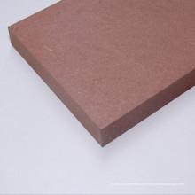 Raw MDF, Melamin beschichtet MDF, MDF Blatt Farben