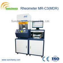 Probador de goma/Rotorless reómetro Mr-C3 (MDR)