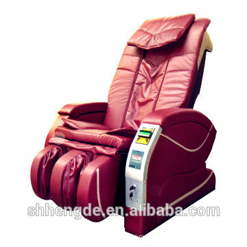 public commercial bill operated credit card coin operated massage chair