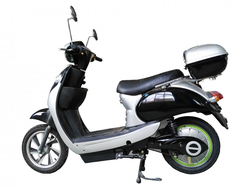 Hub motor electric scooter