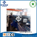 warehouse pallet racking column rollform fabrication UNOVO machinery