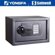 Safewell EL Panel de 200 mm de altura Uso en el hogar Mini Caja de seguridad electrónica