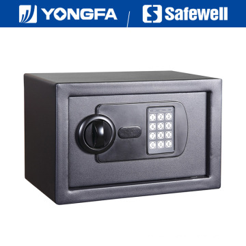 Safewell EL Series 20cm Altura Uso en el hogar Mini Caja de seguridad electrónica