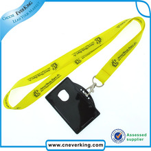 Fuzhou Audited Promotional Custom Lanyard with Card Holder