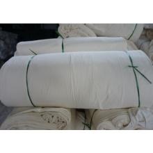 Baixo preço 100% algodão tecido cinza
