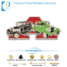 Superior Quality Car Pin Badge as Souvenir in Low Price