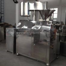 Fertilizante inorgánico máquina de polvo compacto