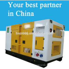 60kva Shangchai engine generator with canopy power by SC4H95D2 engine model
