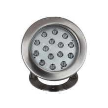 Lumière de fontaine sous-marine Dmx 15W haute puissance personnalisée