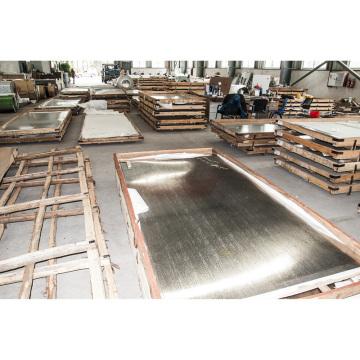 Folha de aço inoxidável 430 Hl na China