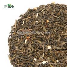 Sabor de alta qualidade do jasmim do passarinho Scented o chá verde terceiro grau