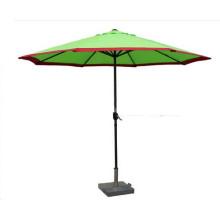 Parasol de jardin lacet coloré marché Nice