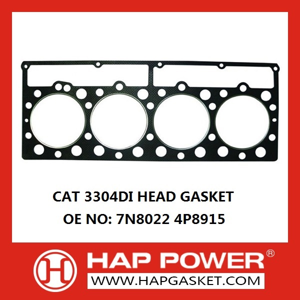 HAP-CAT-001N CAT 3304DI HEAD GASKET 7N8022