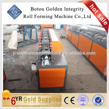 Steel roller shutter door frame making machine
