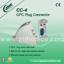 New Design CPC Plug Connector CC-4