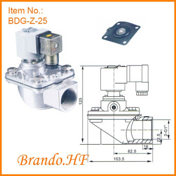 "1 ""Thread GOYEN-typ Pulse Jet Valve"