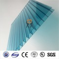 4mm/6mm/8mm/10mm double Layered Polycarbonate hollow sheet