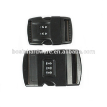 Fashion High Quality Code Lock Side Release Buckle
