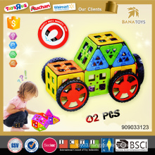 2015 Best selling building block mag wisdom magnetic toys for children